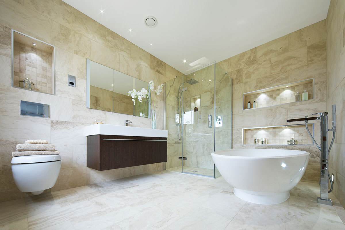 5 Bathroom Design Ideas for the Chic and Clean