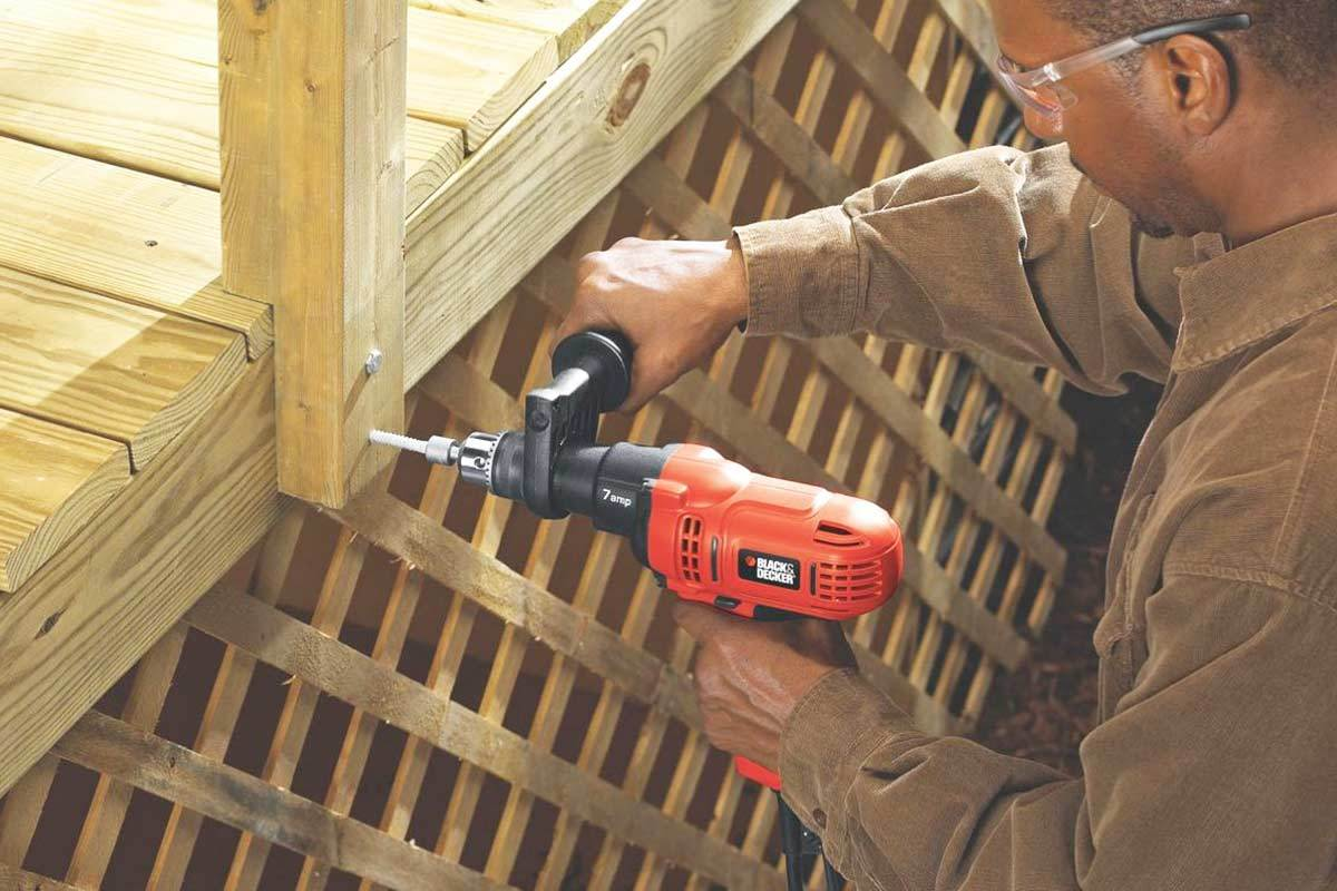Black and Decker DR560 Drill Review