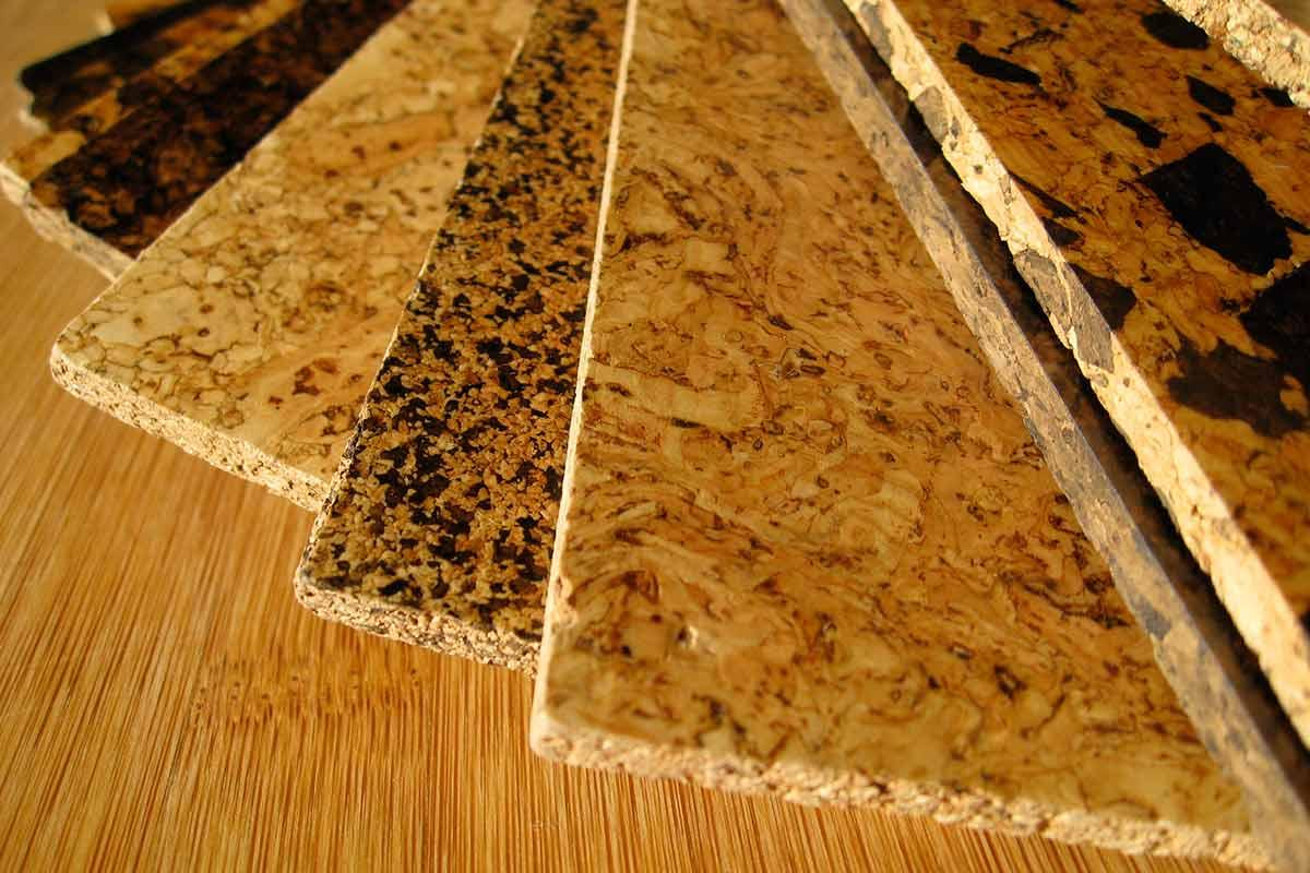 5 steps for painting vinyl and linoleum floors for Linoleum cork