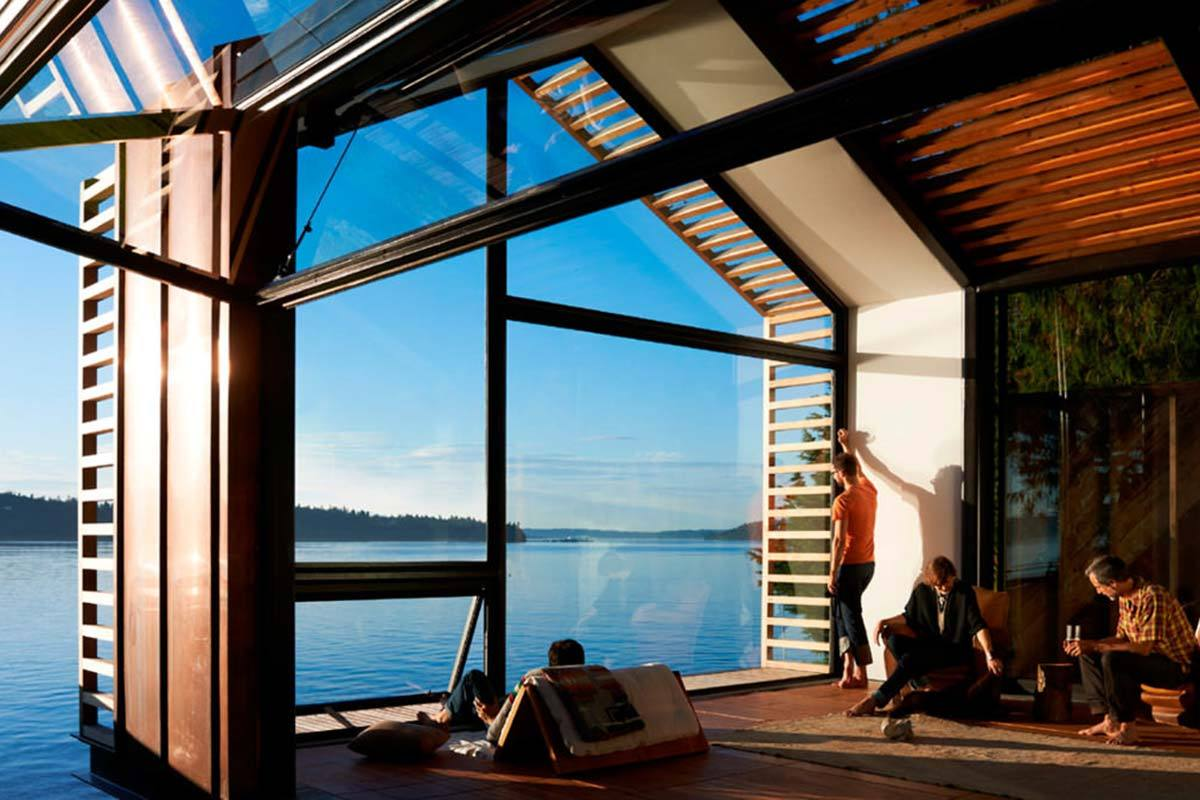 4 Unbelievably Beautiful Off-The-Grid Homes