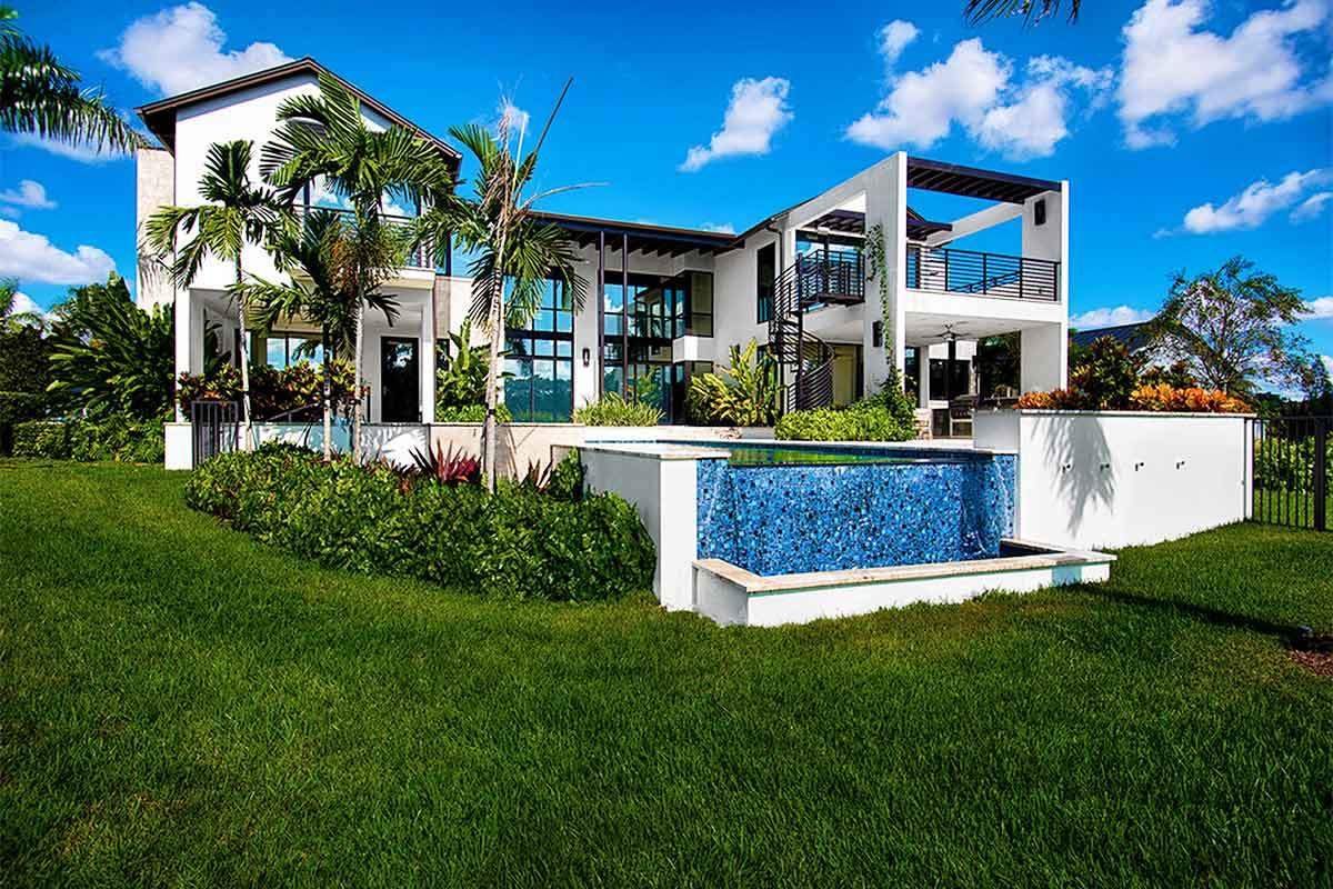 7 beautiful luxury homes in miami florida for Luxury houses in florida