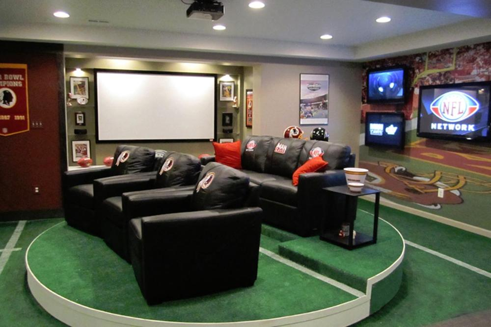 man cave inspiration 4 cool man caves