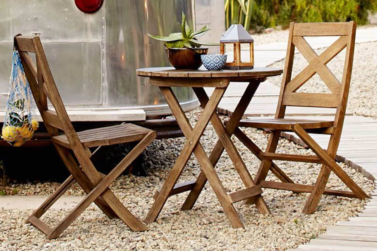 Small Outdoor Table Set 5 Small Patio Dining Sets For The City Dweller