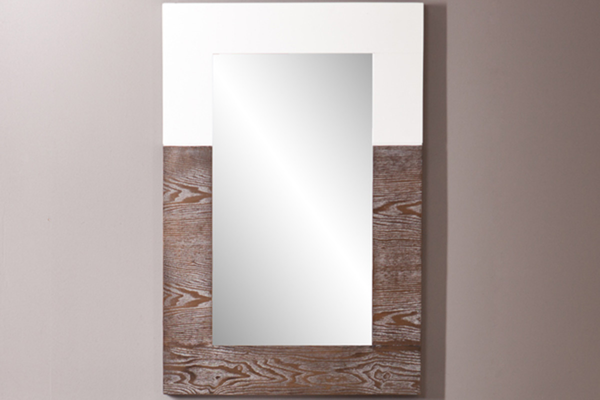 Cheap mirror wall