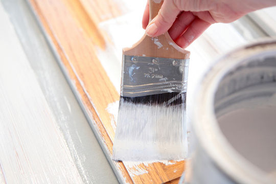 5 Steps to Painting Kitchen Cabinets