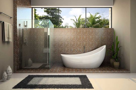 Bathroom Tile Ideas: 5 Creative Tips