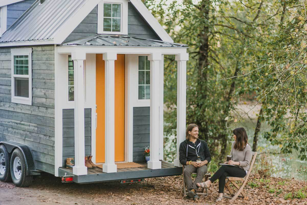 4 tiny houses that will inspire you to live smaller