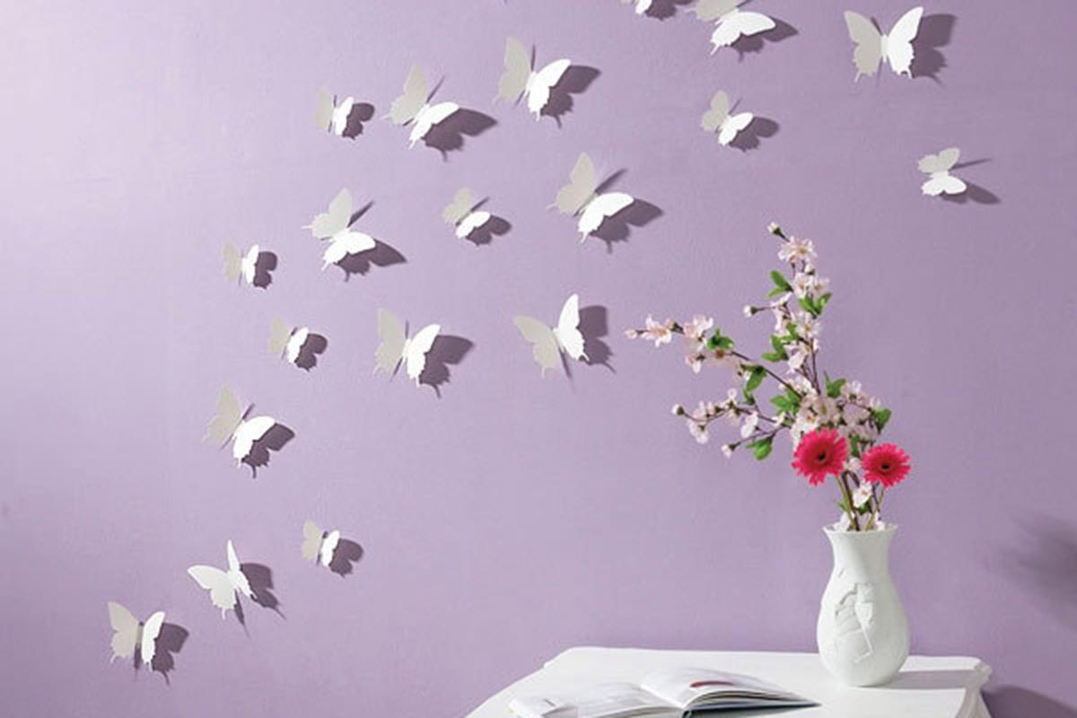 8 Cool Wall Decals That Will Spice Up Your Decor