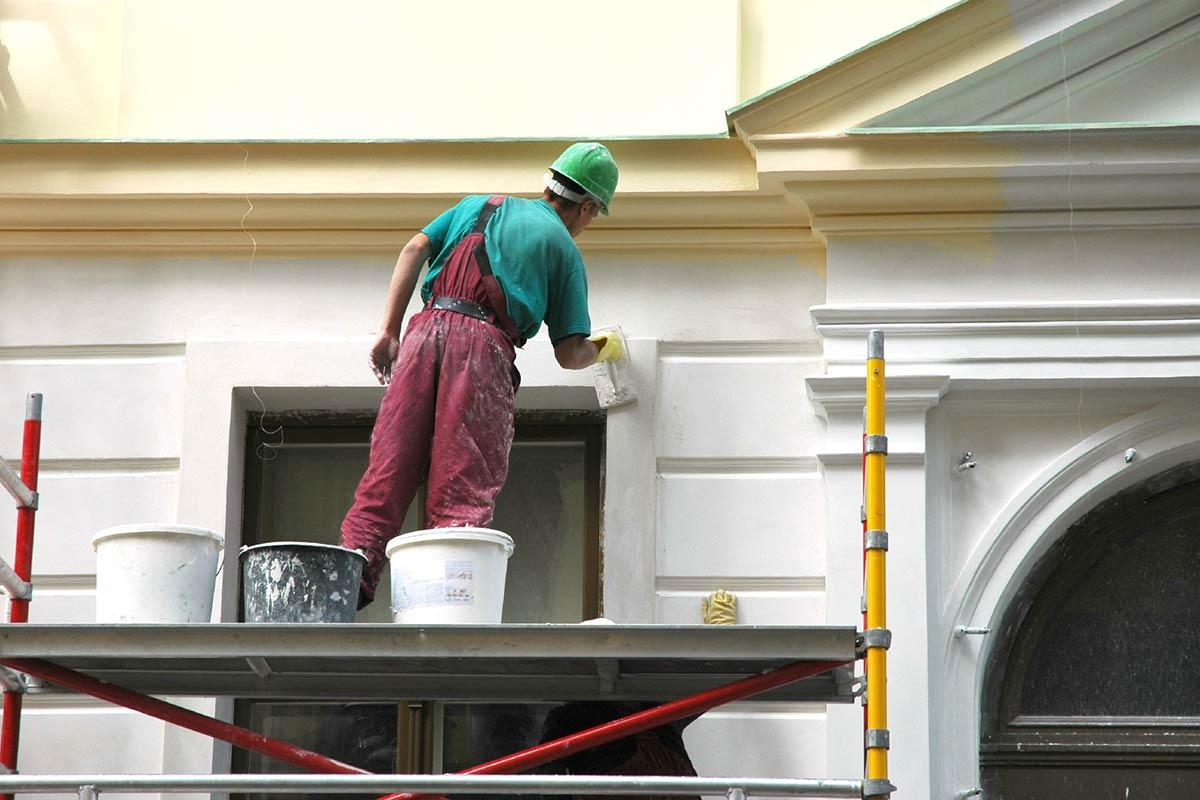 House needs a paint job?  Reconsider doing it yourself and hire a contractor