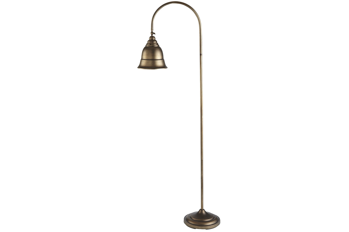 5 modern industrial floor lamps that bring style and lighting industrial floor lamp from pier 1 imports solutioingenieria Choice Image