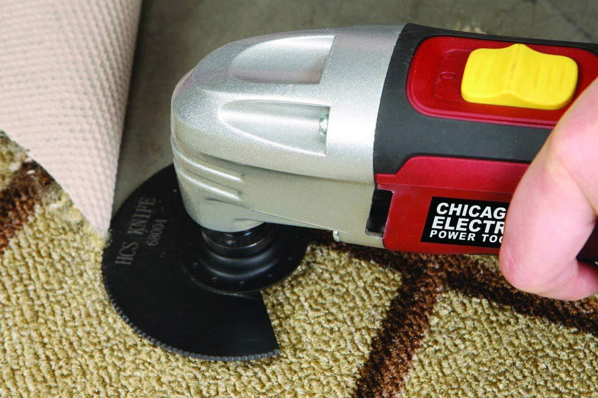 Chicago Electric Oscillating Multifunction Power Tool Review