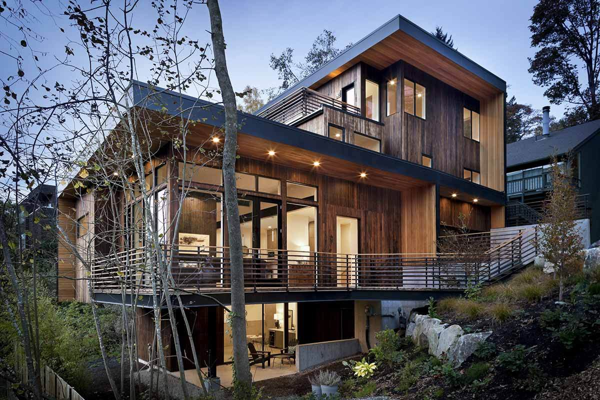 6 Beautiful Seattle Luxury Homes