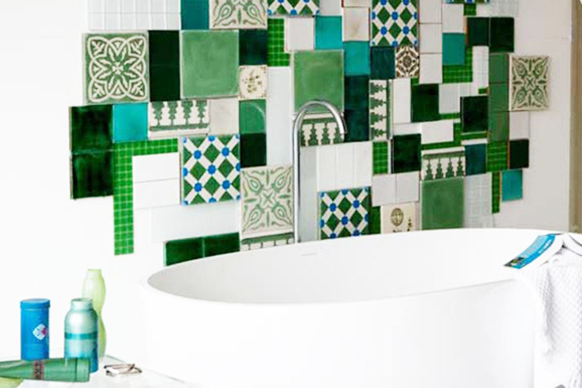 Bathroom Tile Ideas: 5 Creative Tips