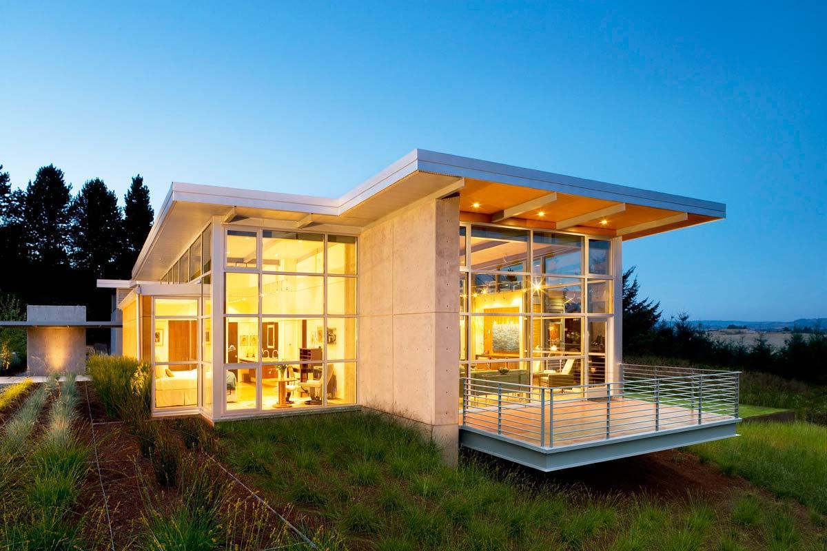 5 Luxury Green Homes In Portland Oregon
