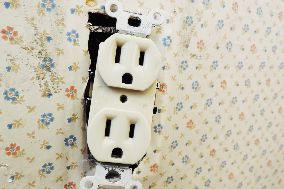 How To Replace An Electrical Outlet In 10 Easy Steps Installation Atlanta Install Outlets Wires New