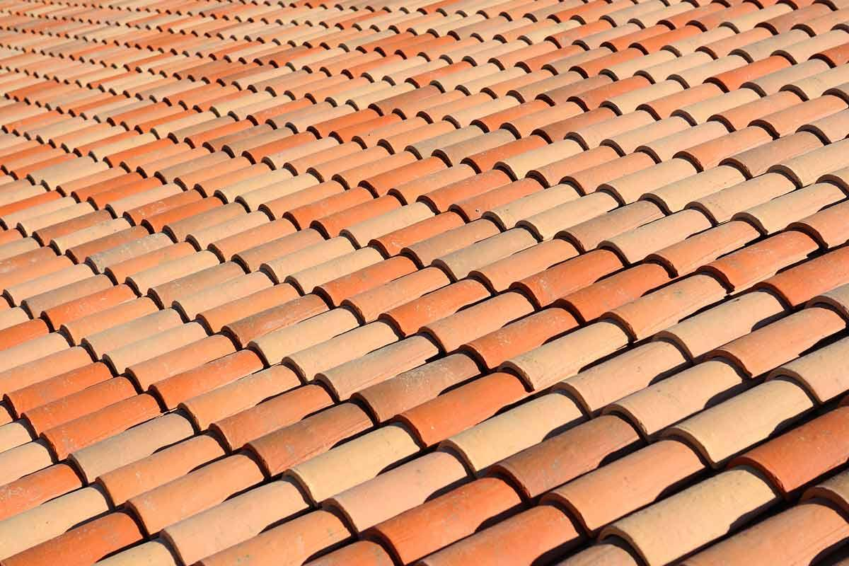 Traditional Tile Roofing
