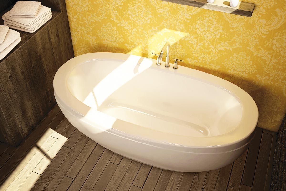 5 Free Standing Bath Tubs for a Sleek Bathroom