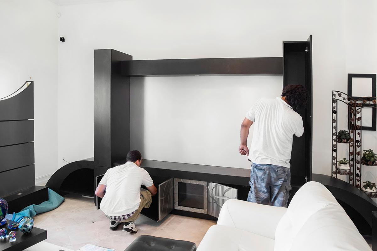 Installing your Home Theater Surround Sound System