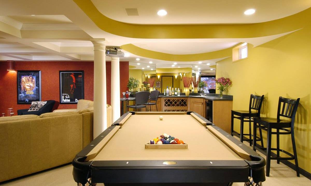 Man Cave Inspiration: 4 Cool Man Caves