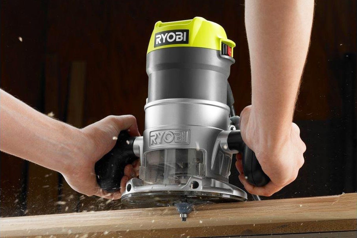 Ryobi R163K Fixed Base Router Review