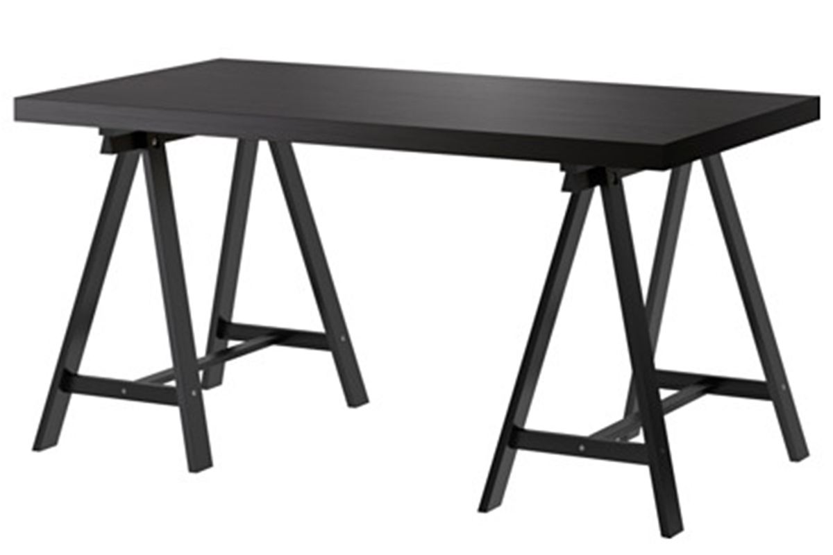 Dawson Desk from Pottery Barn  12 Industrial Desks You ll Want for Your  Home Office. Dawson Desk Pottery Barn
