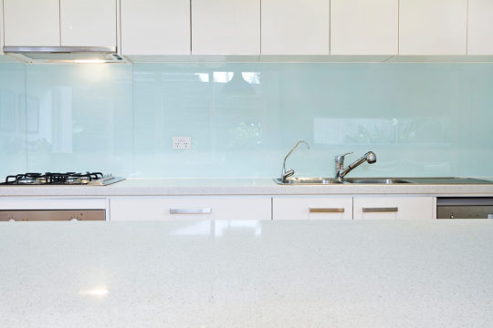 Glass Countertops—Pop, Sparkle and Dazzle