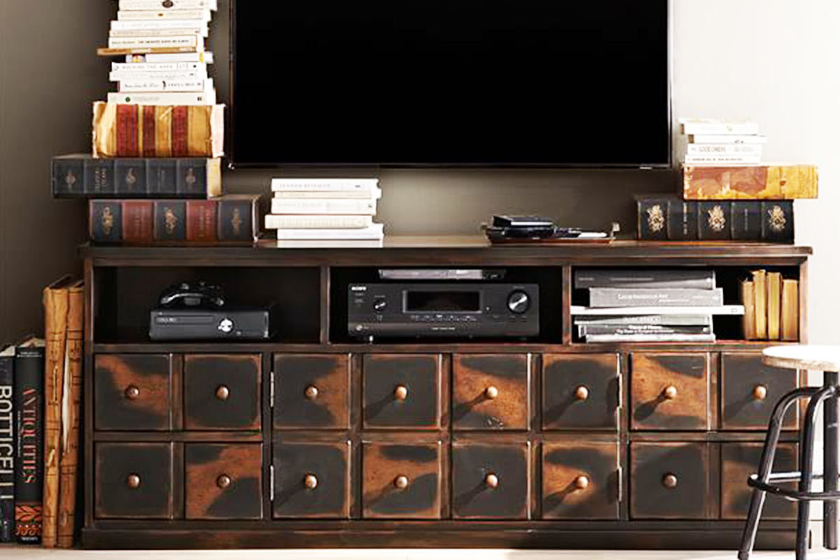 Beautiful Andover Media Console From Pottery Barn