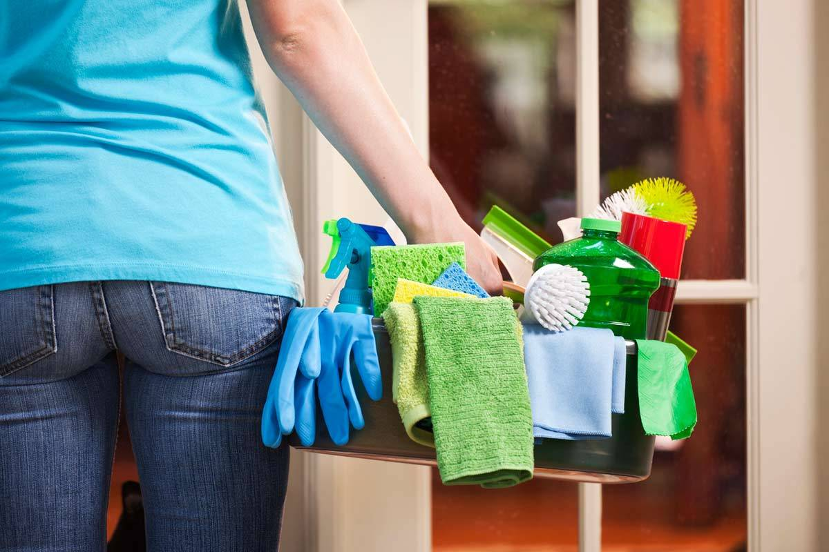 7 tips on how to clean your house, thoroughly!