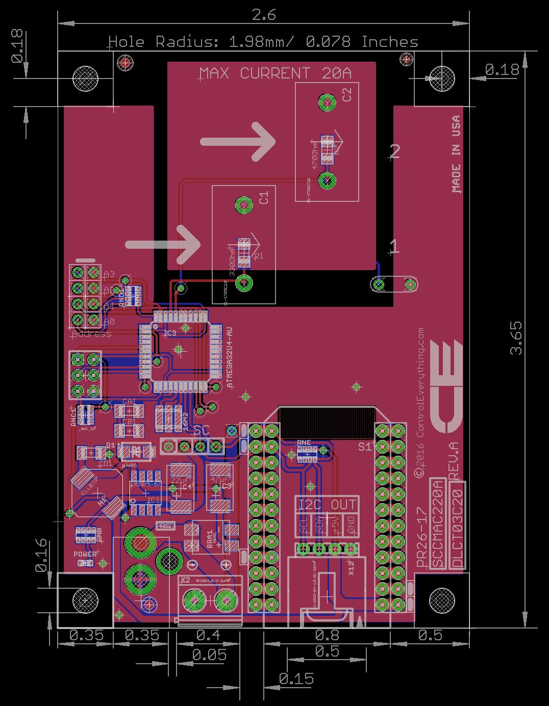 2 Channel On Board Ac Current Monitor For Particle Photon Wiring Diagram