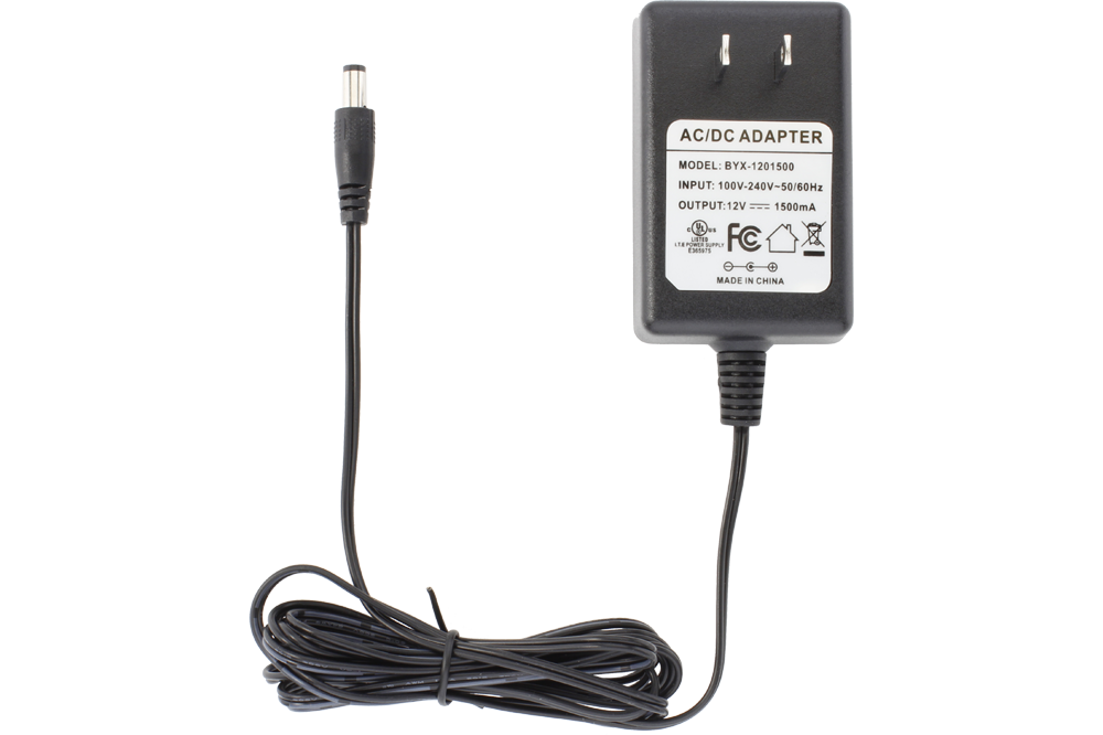 12 Volt 1.25 Amp Regulated Switcher Supply