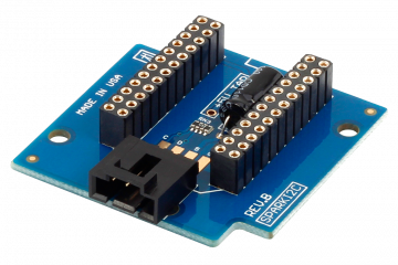 I2C Shield for Particle Photon