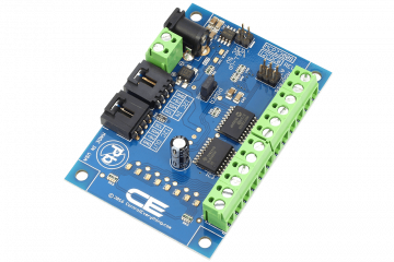 I2C 8-Channel Open Collector Driver MCP23008