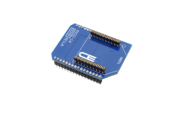 XBee Overlay Shield Adapter for Onion Omega 1 and 2
