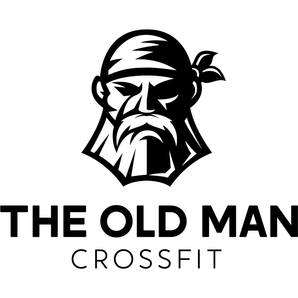 The Old Man CrossFit logotype