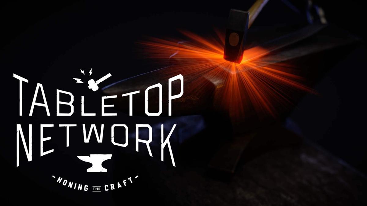Tabletop Network homepage