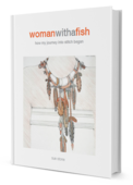 Womanwithafishebook