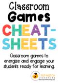 Classroom-games