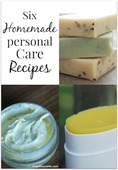 Homemade personal care recipes copy