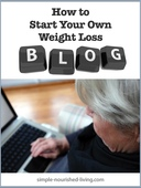 Start-a-weight-loss-blog