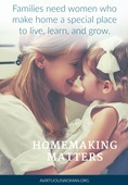 Homemaking matters1