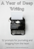 A_year_of_personal_writing