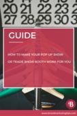 Pin  trade show guide