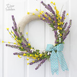 Diy-interchangeable-spring-wreath-finished