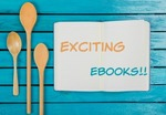 Exciting ebooks opt in form