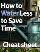 Water cheat sheet