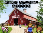 Farm animal antics