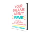 Your-dreams-arent-dumb-book