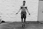 Double under practiceat progressive fitness crossfit