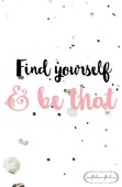 Find_yourself___be_that_flicker___flock_quote_card