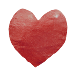 Jen-kiaba-red-textured-heart